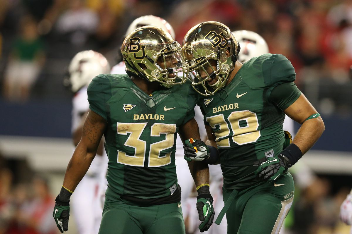 baylor football - photo #11