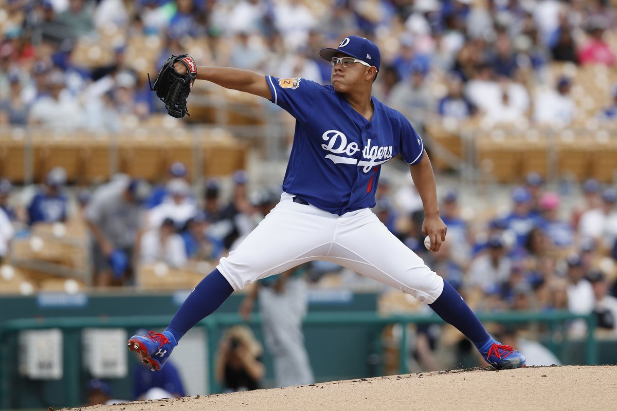 Julio Urias pitches well in Oklahoma City 10-2 win - True ...