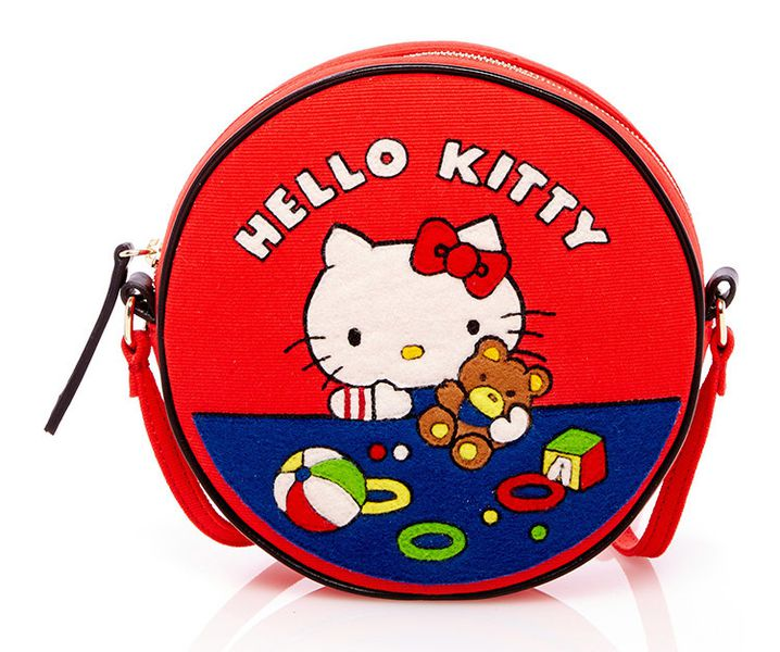See the Hello Kitty Clutches Selling for $1,700