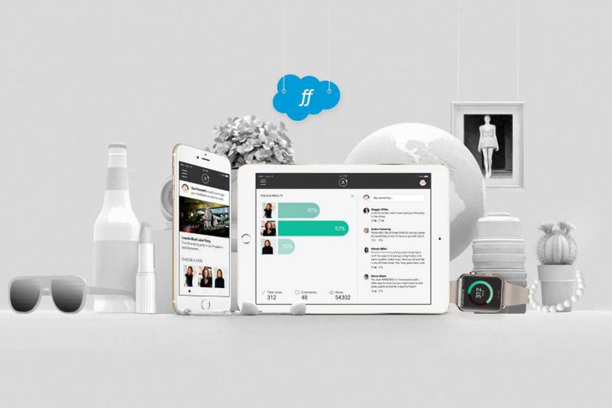 """Photo from Salesforce via <a href=""""http://www.sfgate.com/style/article/Fashionforce-app-applies-decision-science-to-5988442.php"""">SFGate</a>"""