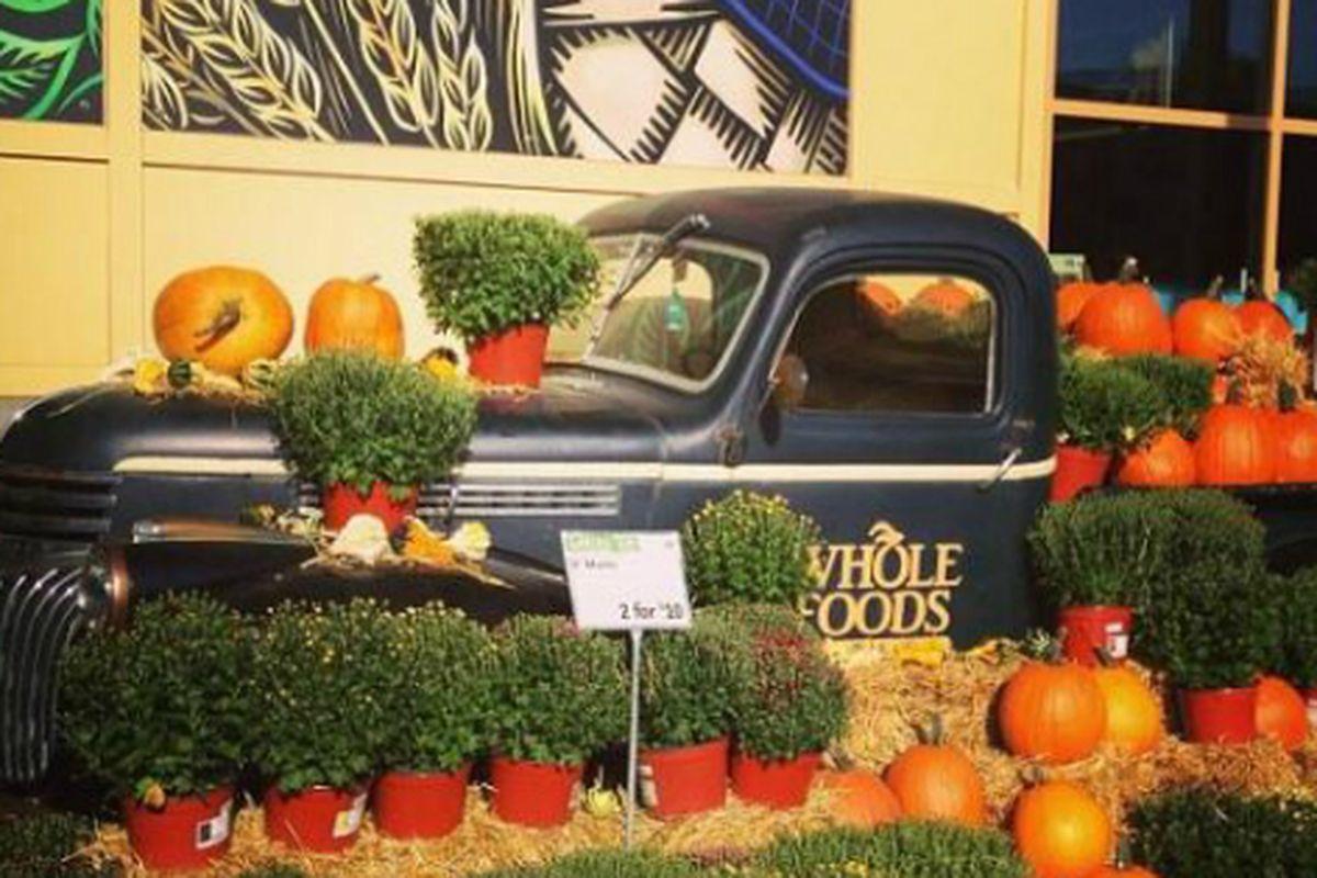 Whole Foods Arlington Washington