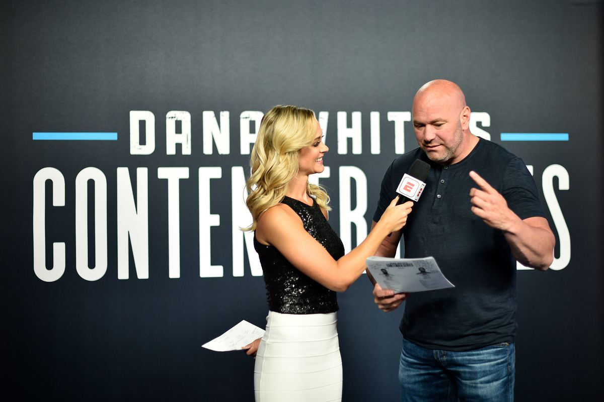 Dana White just awarded five new contracts on 'Contender Series