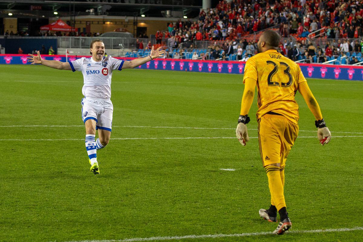 MLS: Canadian Championship-Montreal Impact at Toronto FC