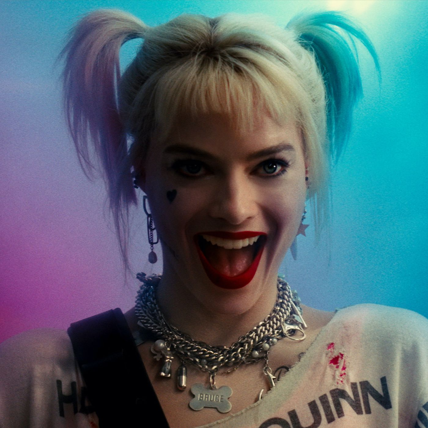 There S A Reason Harley Quinn Talks To A Beaver In Birds Of Prey Polygon