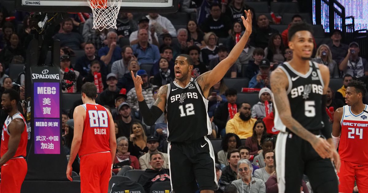 The Spurs need a new story to tell