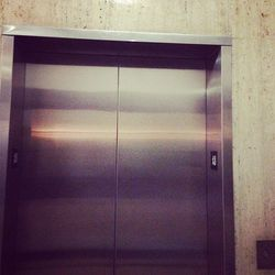 Upon arrival at The Reserve Lofts, ask a security guard to give you access to the special elevator in the back that takes you to the 7th floor. The other elevators only go up to the 6th.
