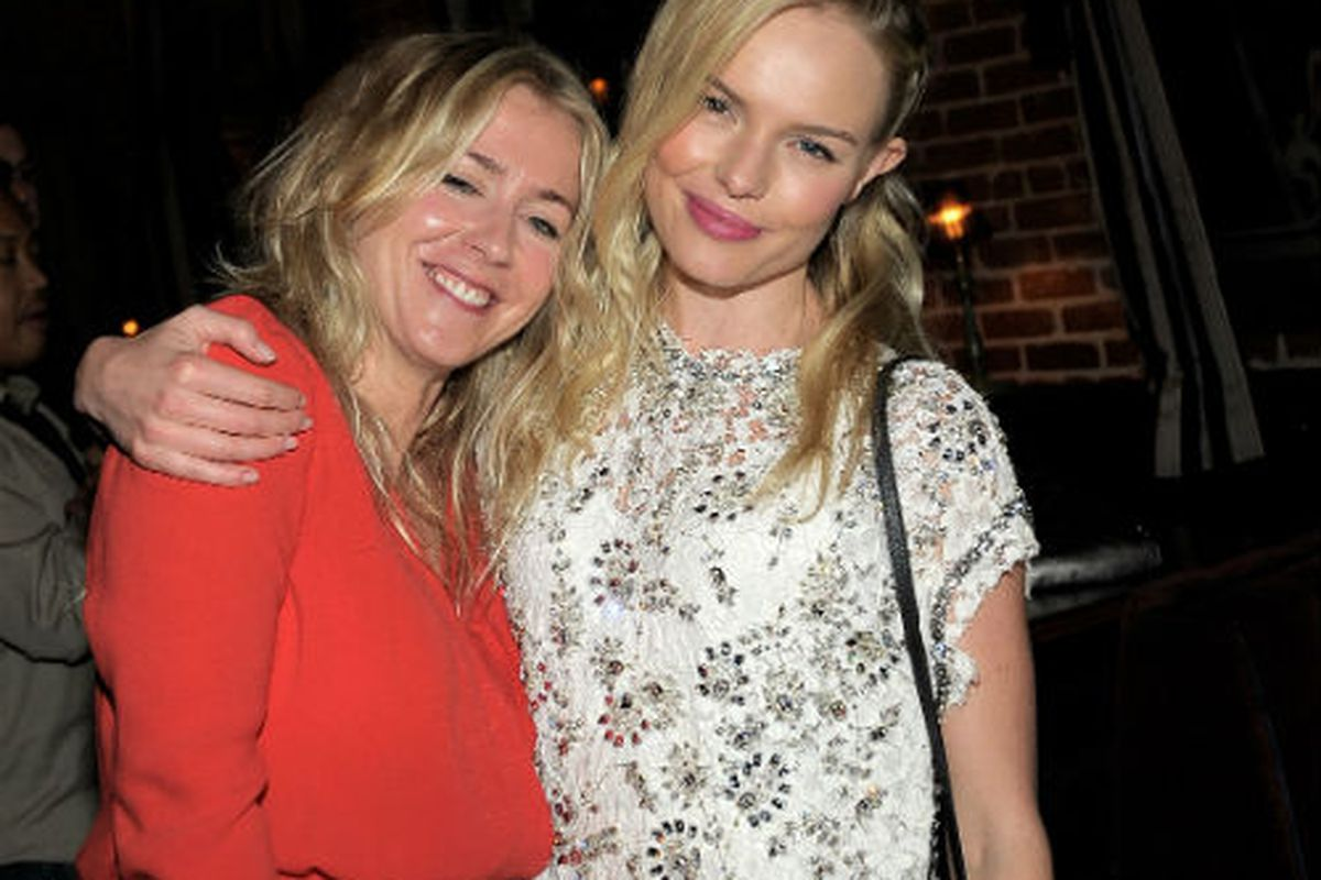 Besties Kate Bosworth and Cher Coulter, via Getty Images