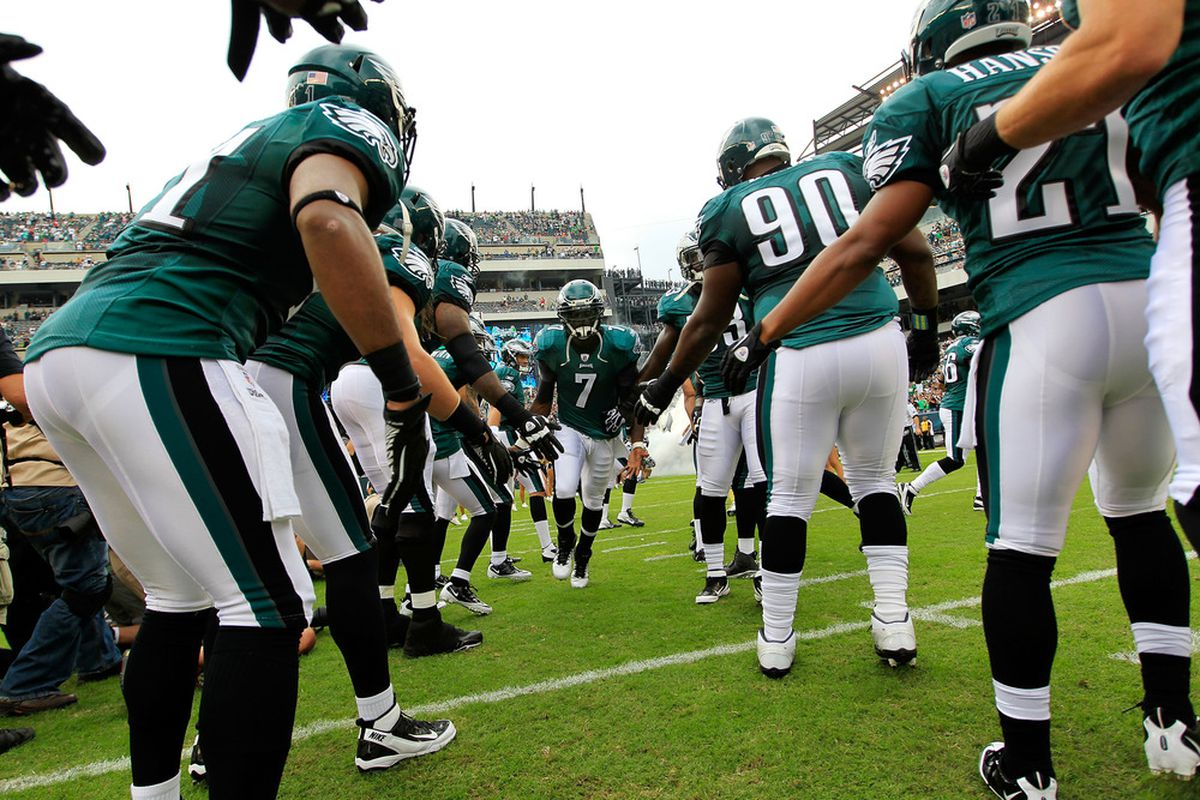 """The Philadelphia Eagles' """"Dream Team"""" season has not gone the way any of them expected."""