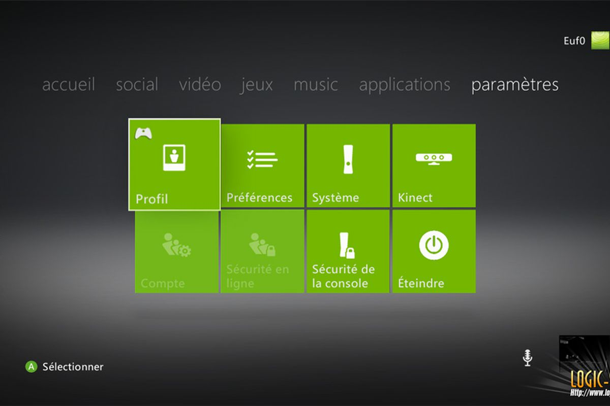 Leaked Xbox 360 dashboard videos shows cloud storage and live TV