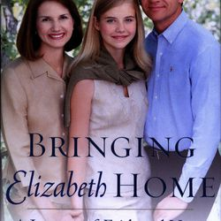 """Cover of book """"Bringing Elizabeth Home"""" by Ed and Lois Smart with Laura Morton. (Submission date: 10/17/2003)"""