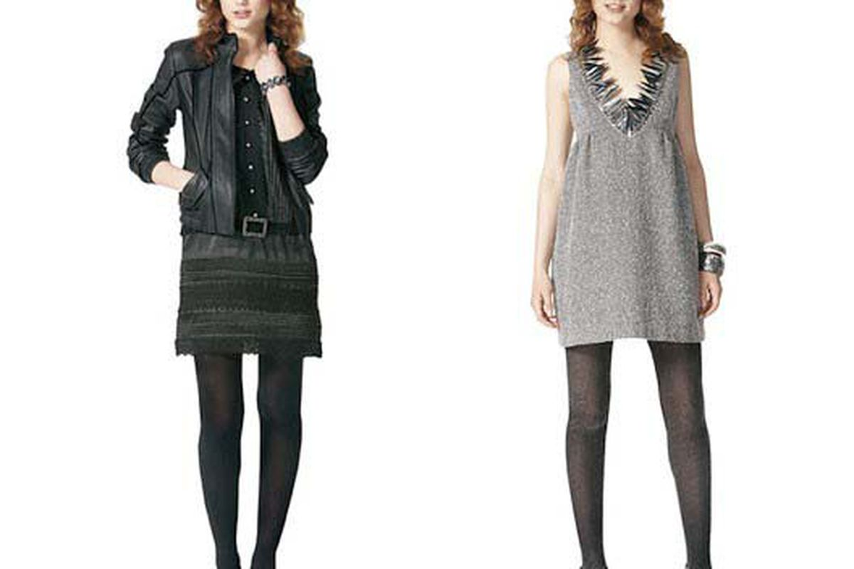 Two potentially mayhem-causing looks from Anna Sui's Target line