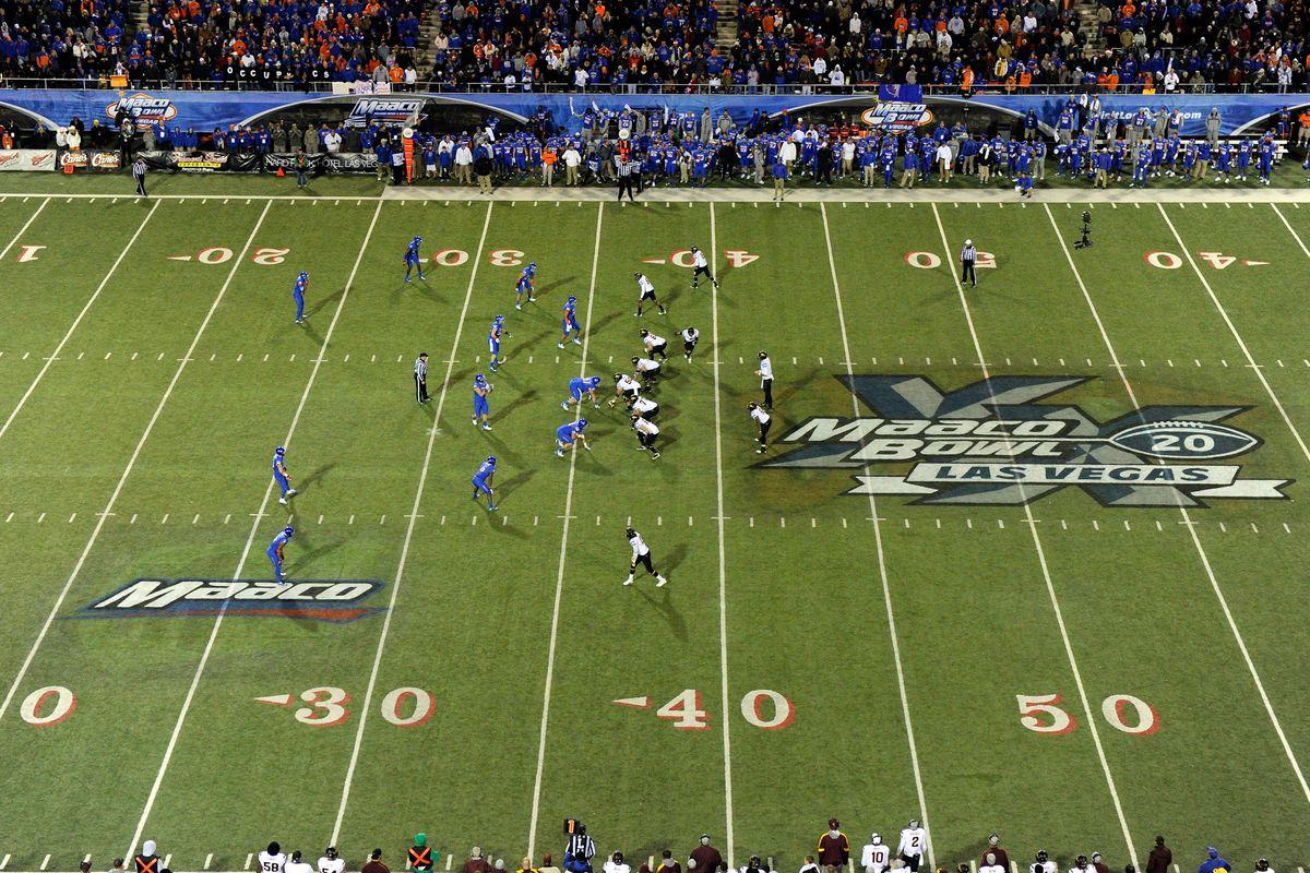 MAACO Bowl Las Vegas - Arizona State v Boise State