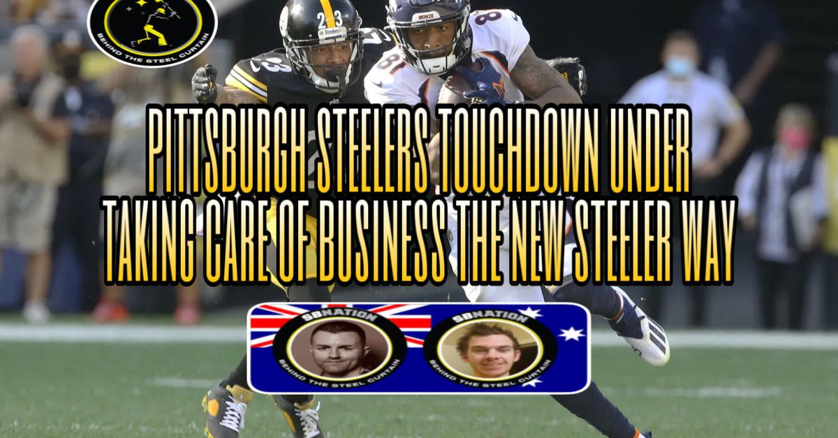 Podcast: The Steelers need to simply take care of business every game
