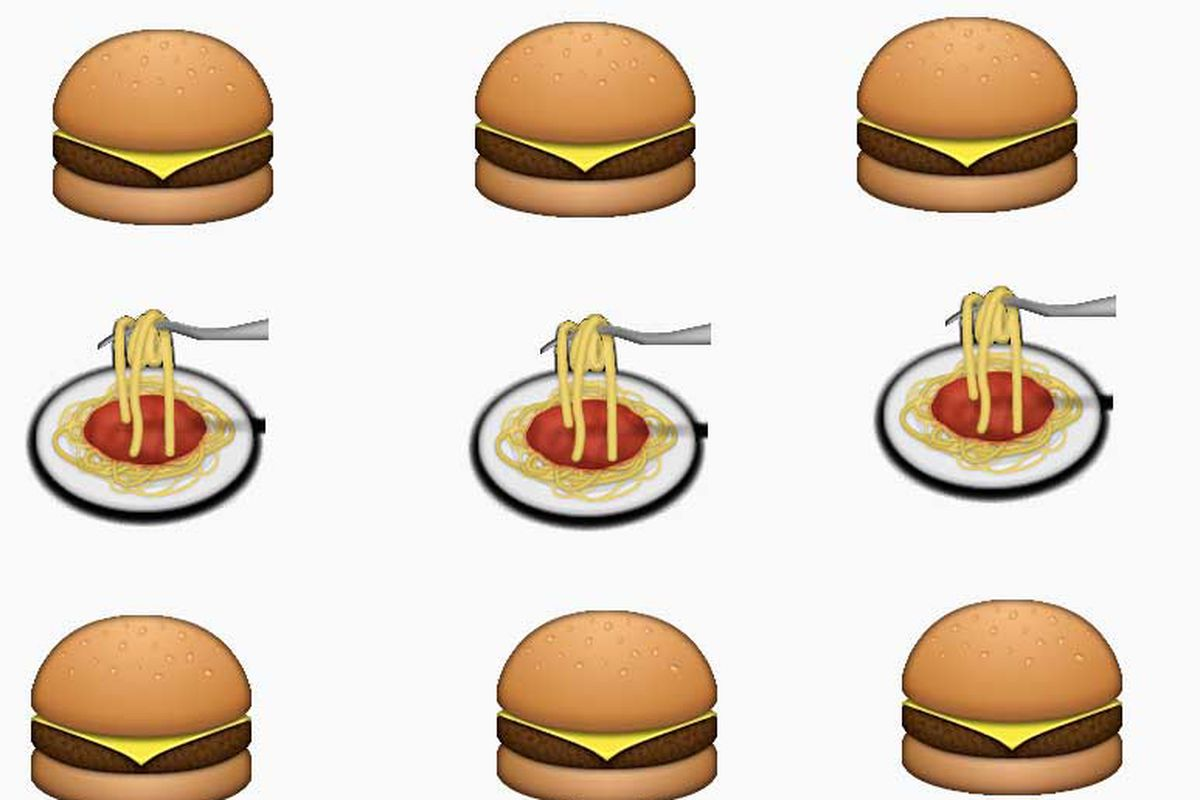 Tweet a food emoji at fooji and get a real meal delivered for Emoji ink