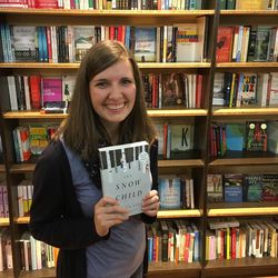 Julia Doutre had a goal to read 80 books in 2017, but surpassed that to read 100 books.