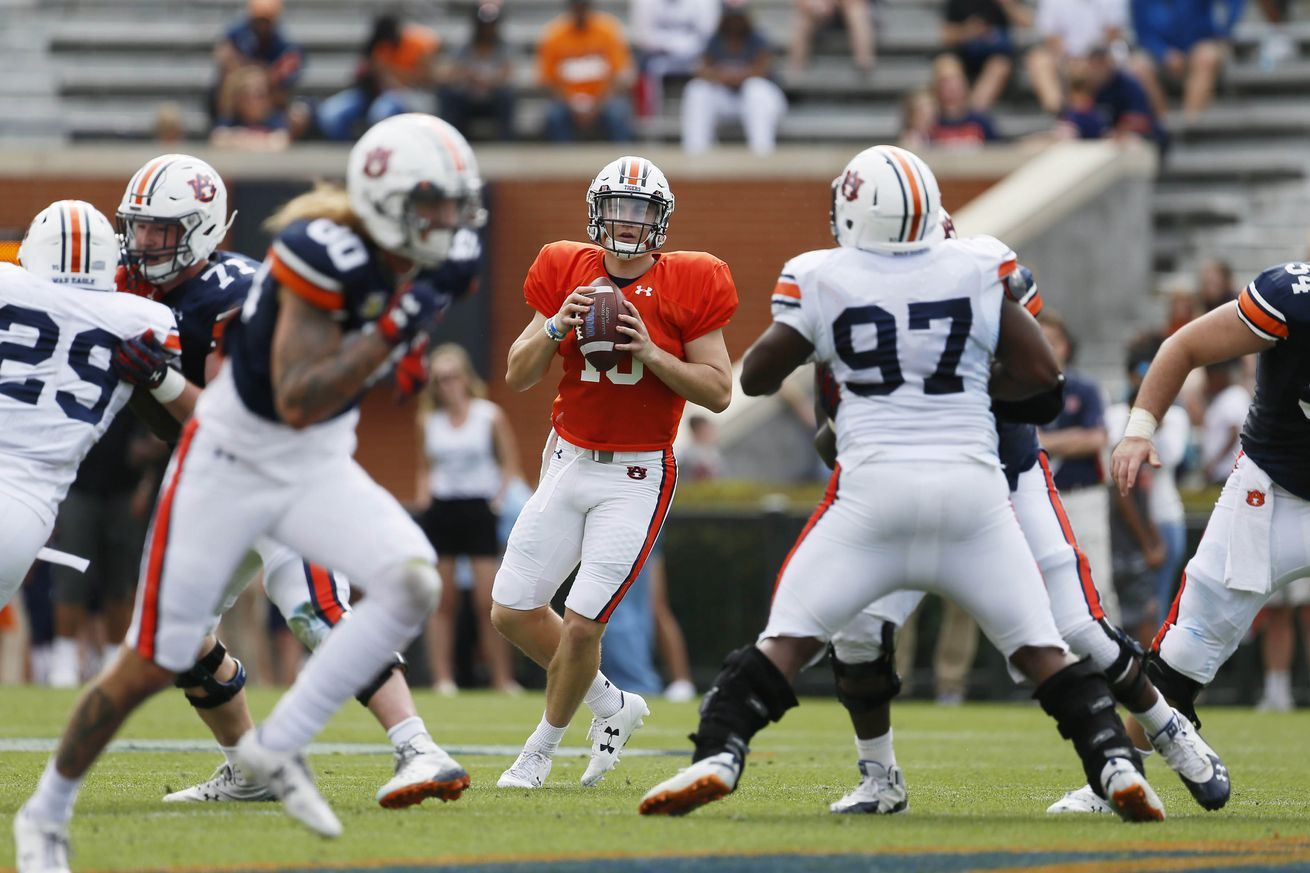 NCAA Football: Auburn A-Day