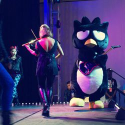 """The convention gave superfans a sneak peek at the <a href=""""http://www.sanrio.com/hkfestival/"""">Supercute Friendship Festival</a>, set to tour the US starting May 2015."""