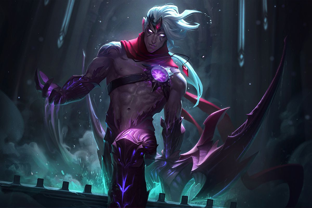 Varuss Updated Splash Art Looks Menacing And Awesome -9044