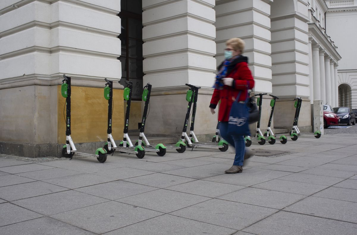 How the novel coronavirus is speeding the scooter apocalypse
