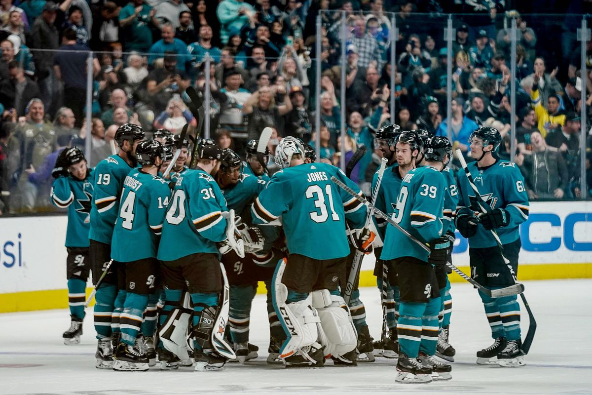 2019 NHL Stanley Cup Playoffs first round schedule released - Fear