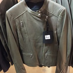 Mirela jacket, $385 (was $770)