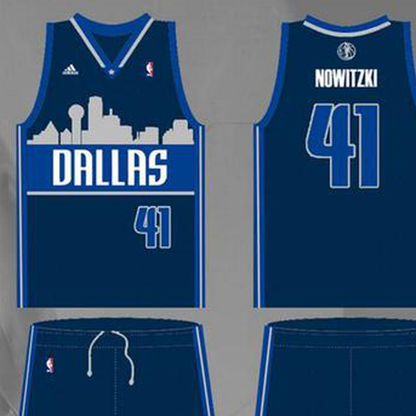 Mavericks introduce new alternate jerseys with Dallas skyline for ...