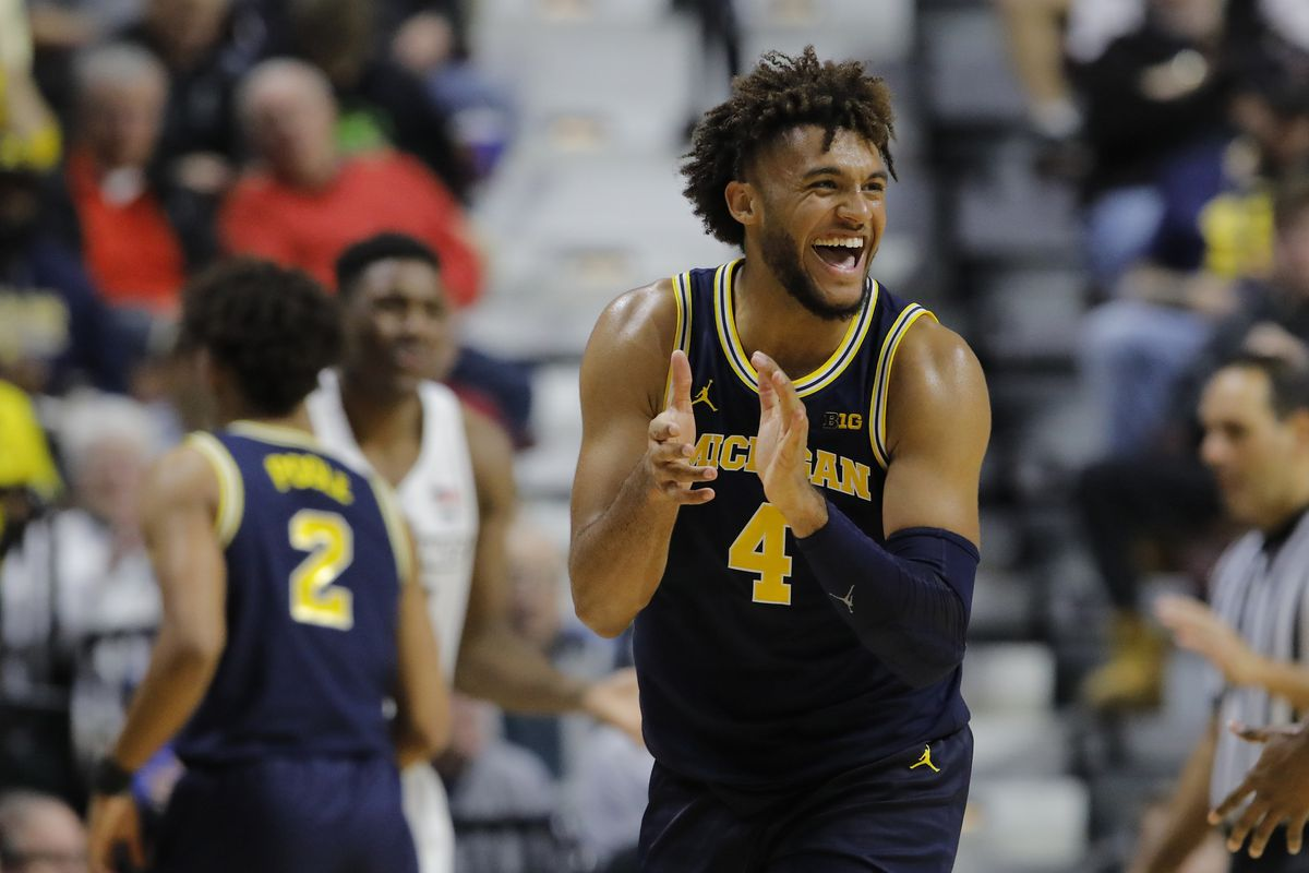 31d918a79 2018- 19 Week Three Big Ten Power Rankings - Michigan Retakes The Lead