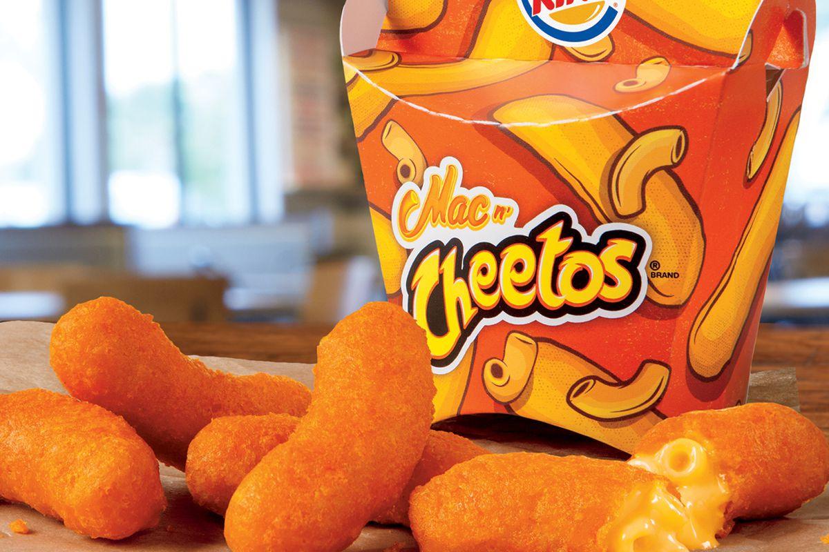 burger king unveils unholy love child of cheetos and mozzarella