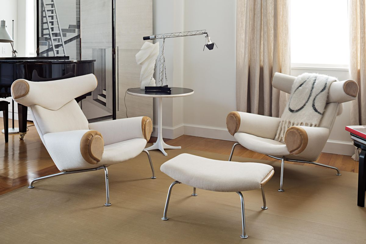 Rare pieces from le corbusier jean prouvé and more go up