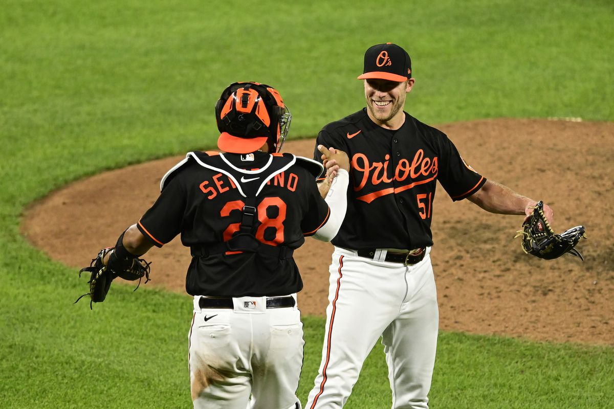 MLB: Cleveland Indians at Baltimore Orioles