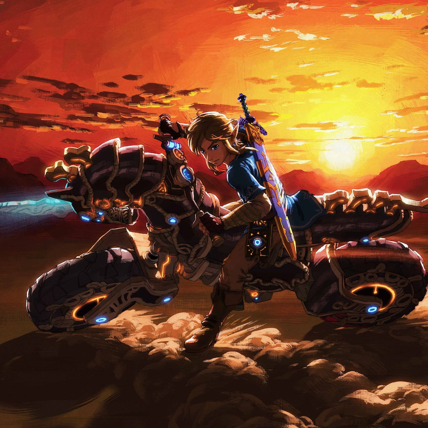 Mario Kart 8 Deluxe update adds Link from Breath of the Wild - Polygon
