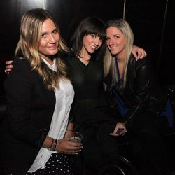 Lola Mendez, Jessica Schacchitano, and Shelby Walsh of PR firm Lividini