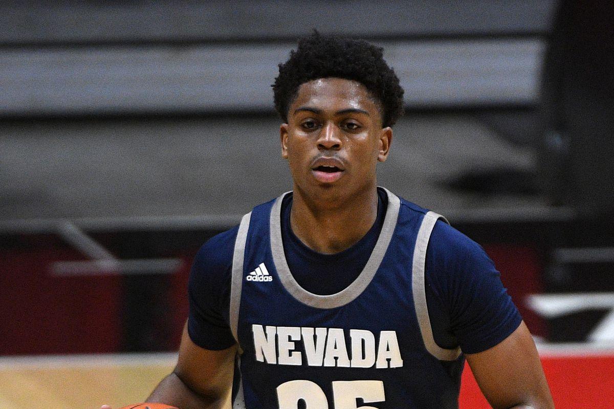 NCAA Basketball: Nevada at San Diego State