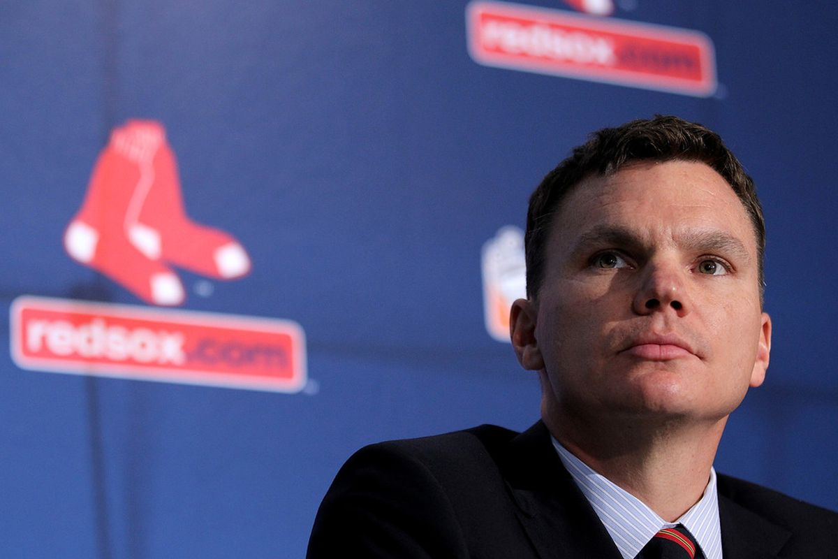 Not shown: me, pretending to be the general manager of the Red Sox.