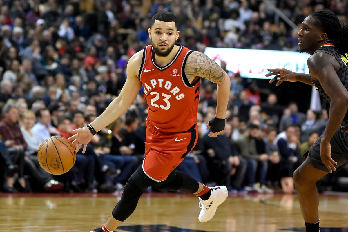 Image result for fred vanvleet usa today