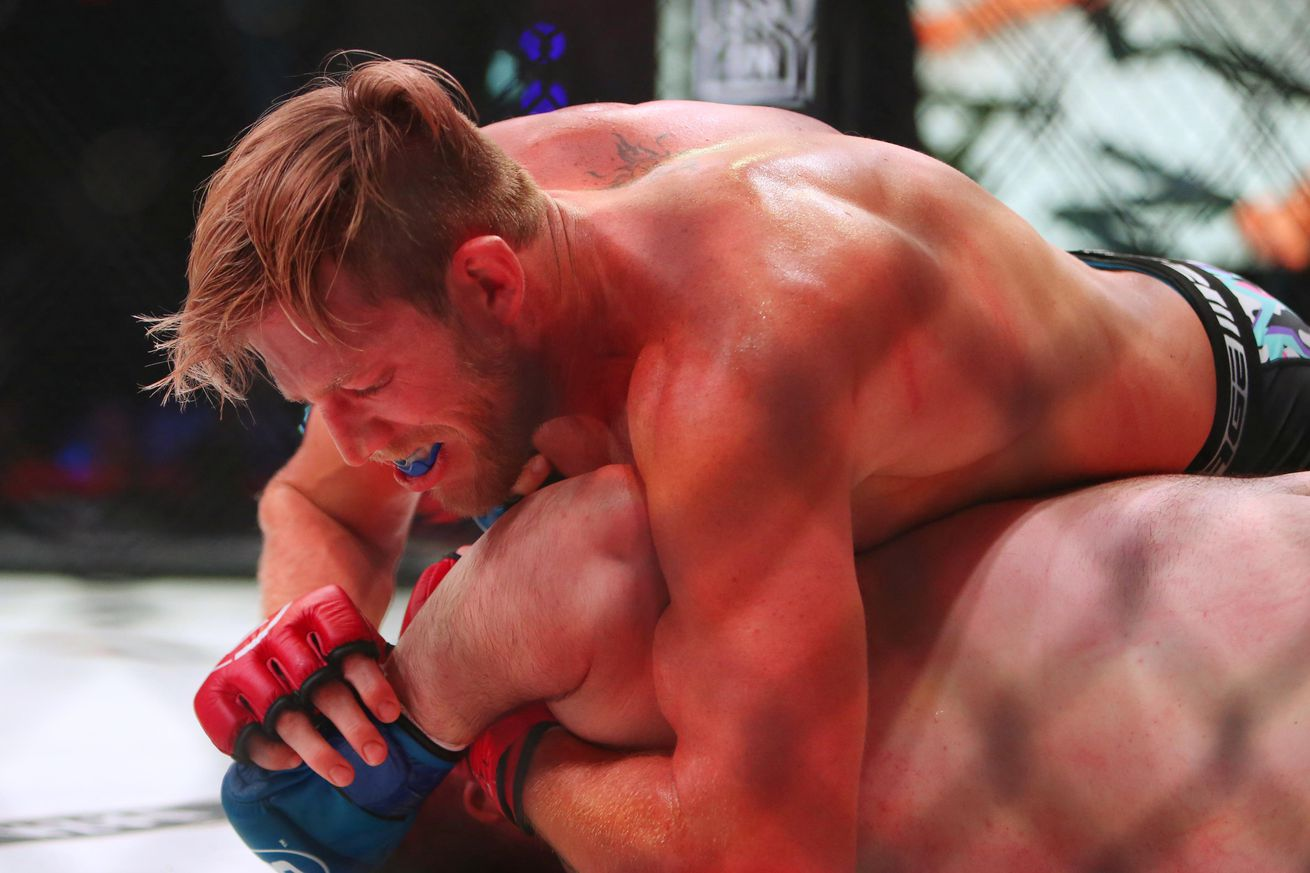 MMA: Bellator 221-Hager vs Jones