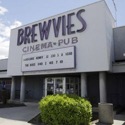 """FILE: A Utah court fight over alcohol, sex and """"Deadpool"""" is drawing in experts dueling over banning booze at suggestive movies and the artistic value of the foul-mouthed superhero film."""