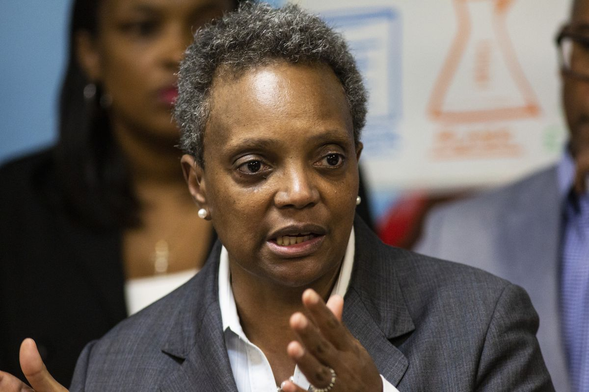 Campaign spearheaded by Lightfoot offers Chicagoans tips on how to safely use weed