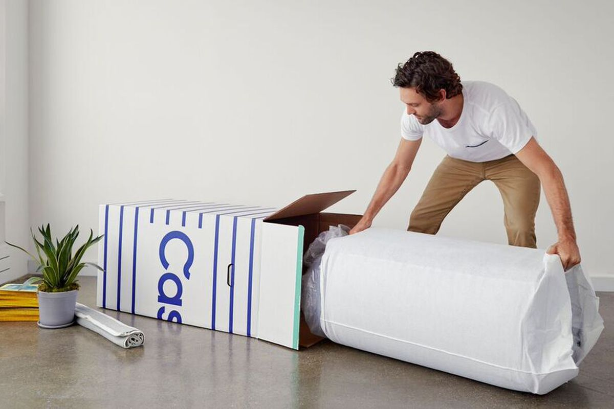 Target is investing $75 million in mattress startup Casper