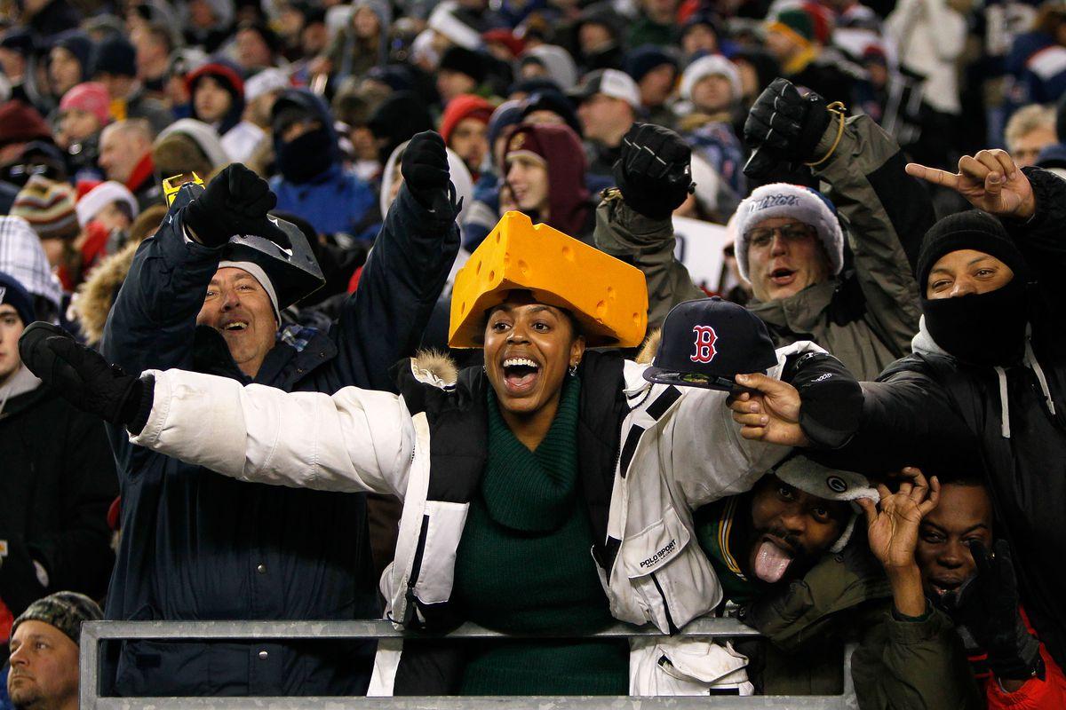Green Bay Packers v New England Patriots