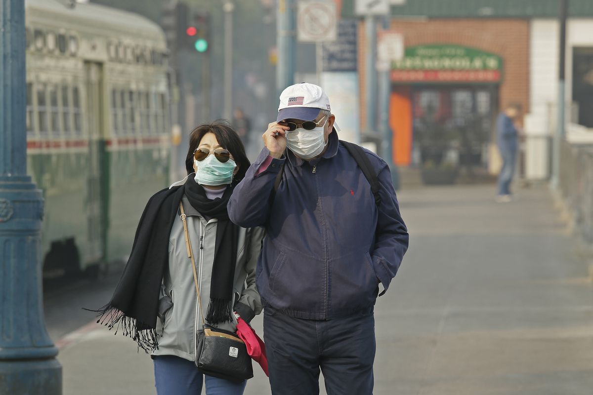 No San Francisco Does Not Have The Worst Air In The World Right Now