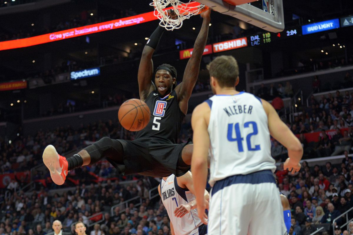 Clippers Vs Mavericks Preseason Game Thread It S The Last