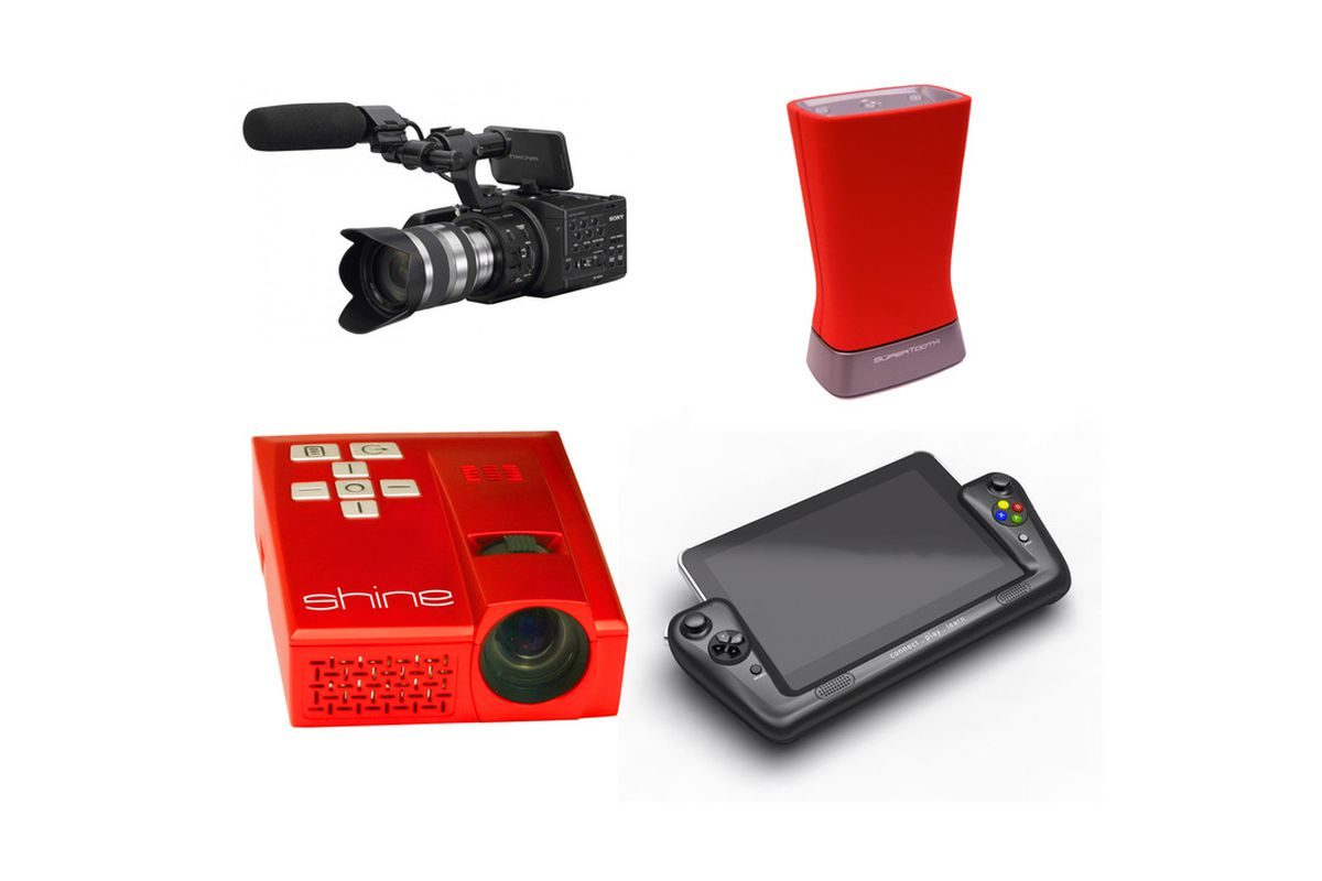 ces 2012 day 2 highlights