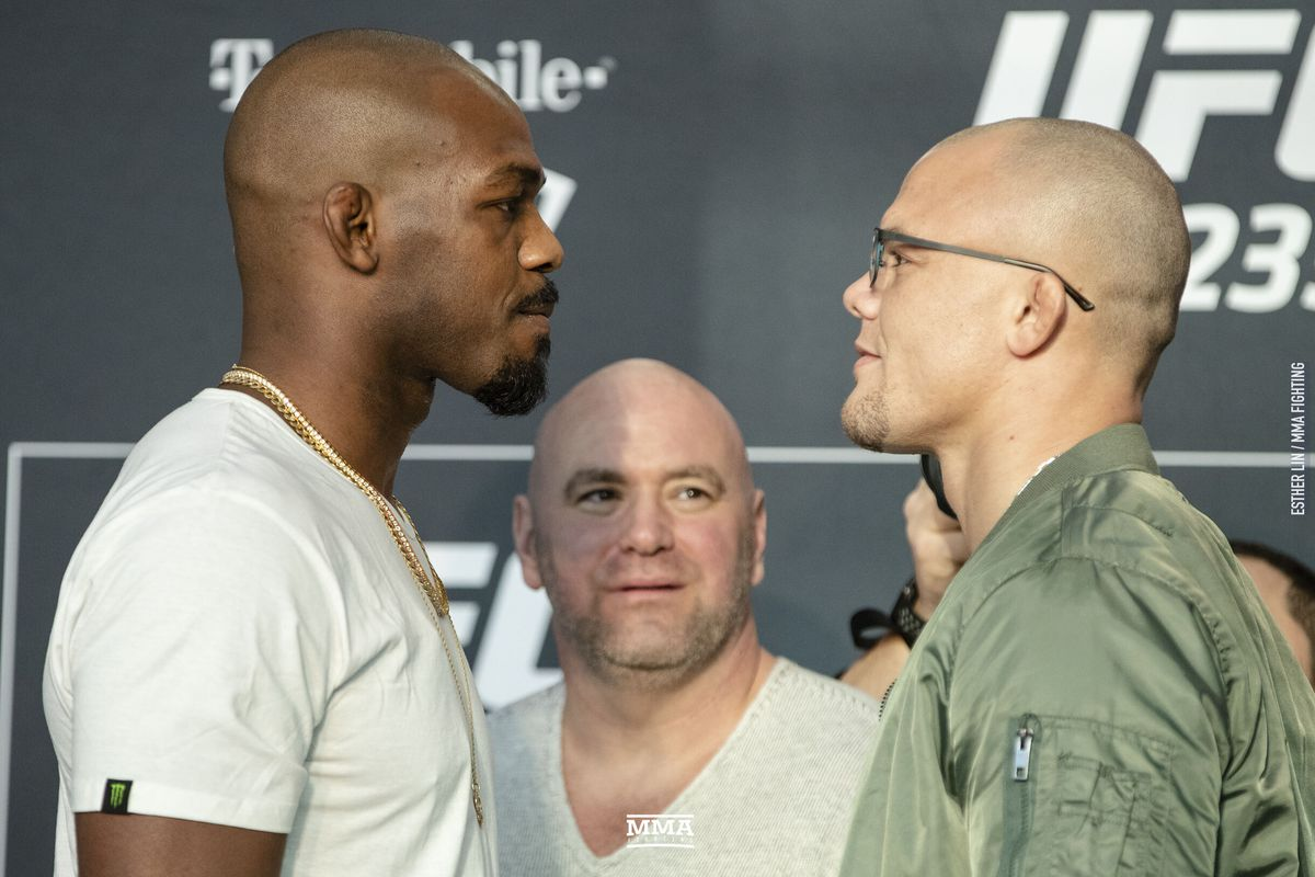 UFC 235 start time, TV schedule for Jon Jones vs  Anthony