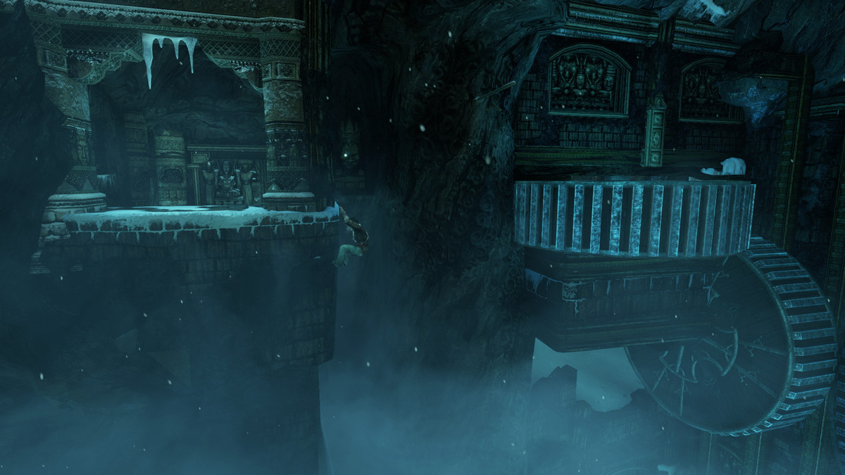 Uncharted 2: Among Thieves 'Heart of Ice' treasure locations