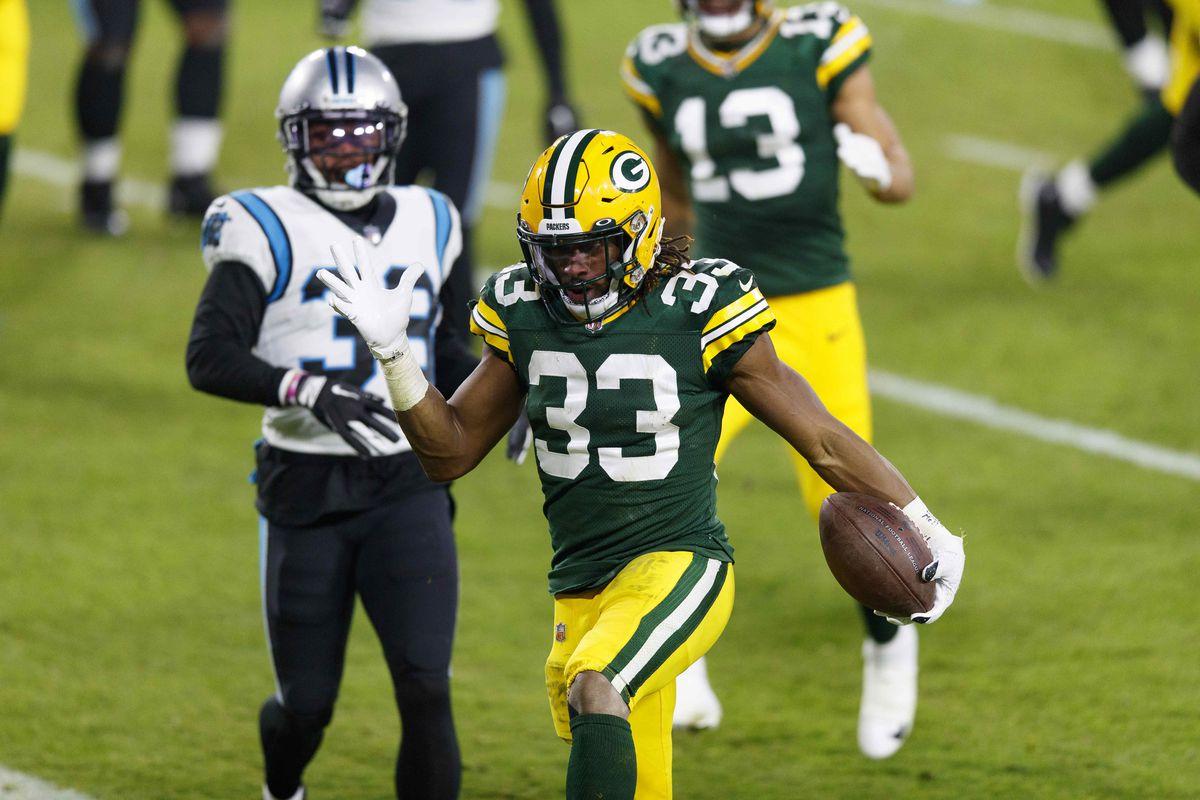 NFL: Carolina Panthers at Green Bay Packers