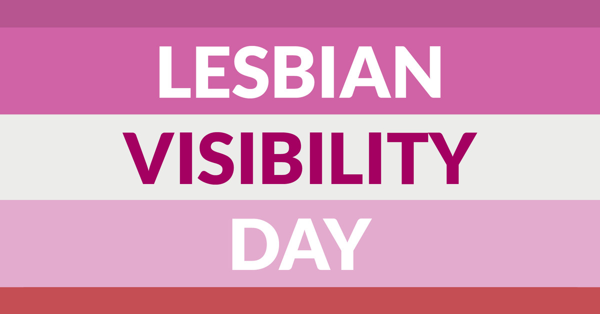 Lesbian day of visibility still matters salford pride