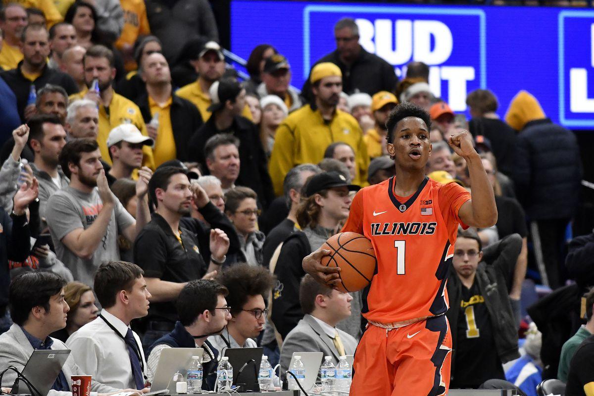 NCAA Basketball: Illinois at Missouri
