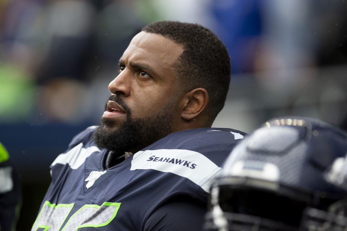Where the Seahawks line ranks after playing the Bengals and Steelers