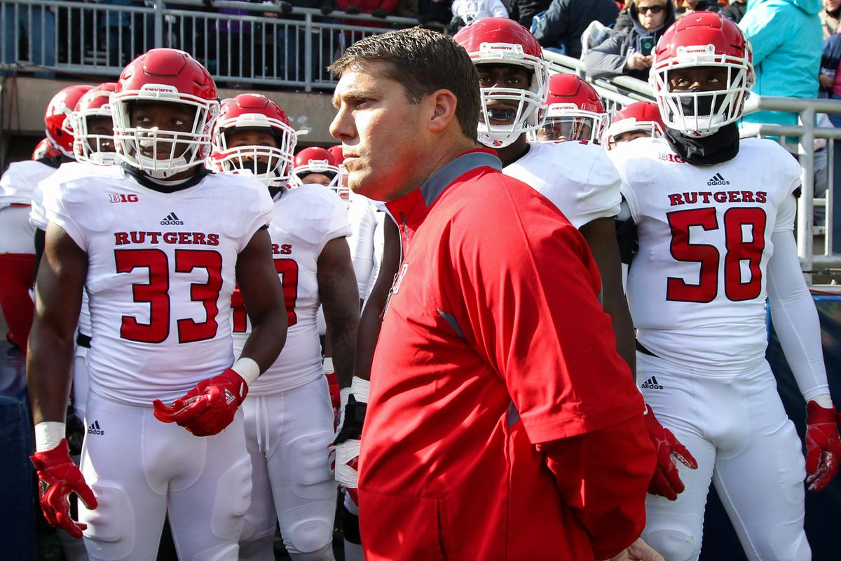 rutgers football 2018 preview down to one big problem at least